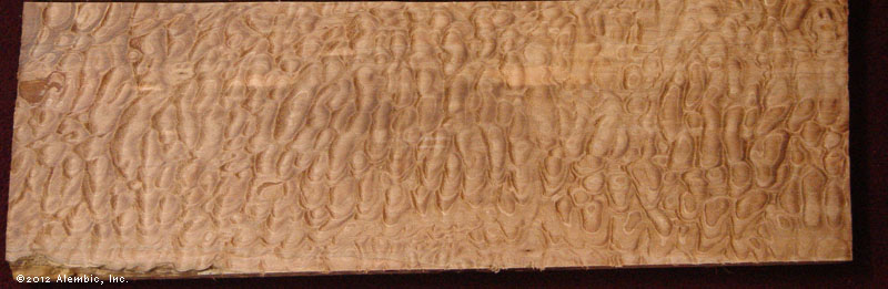 Chocolate Quilted Maple 02