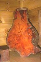 Lilac Mountain Burl