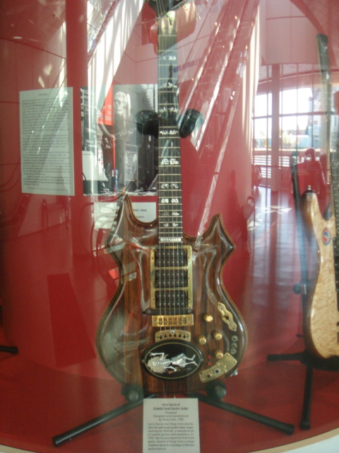 Jerry Garcia Guitar