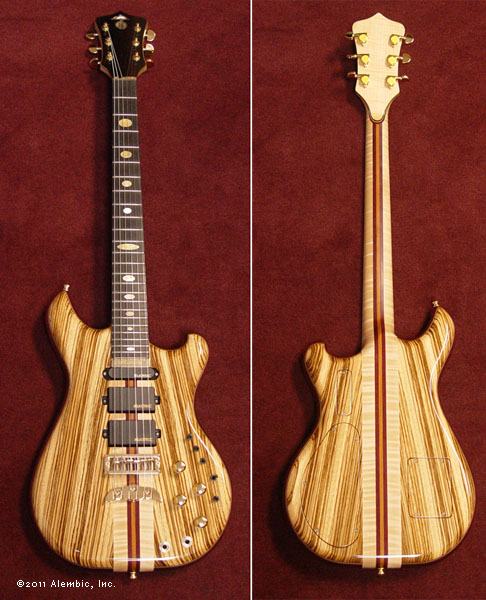 Zebrawood Further