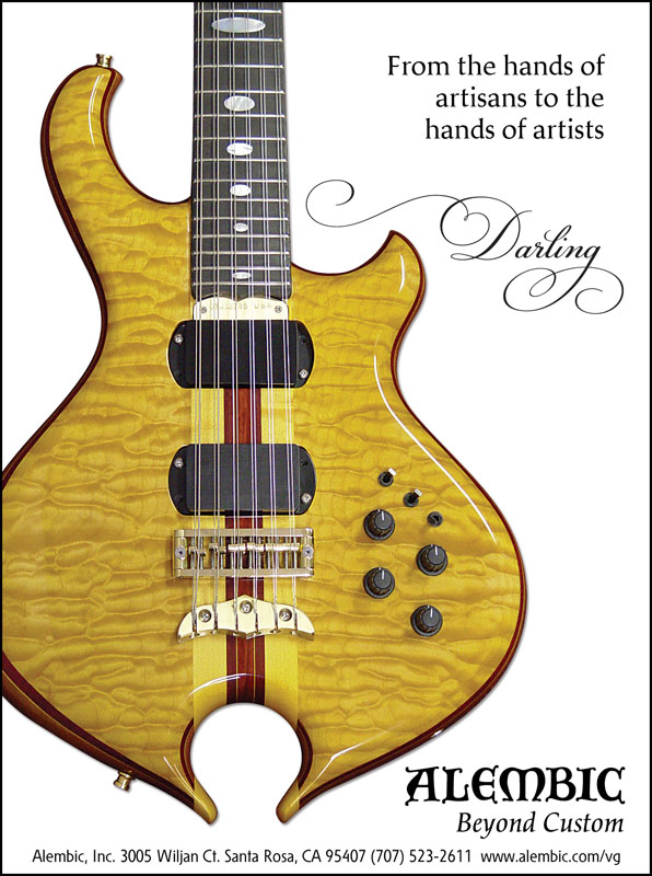 May 2012 Vintage Guitar Ad