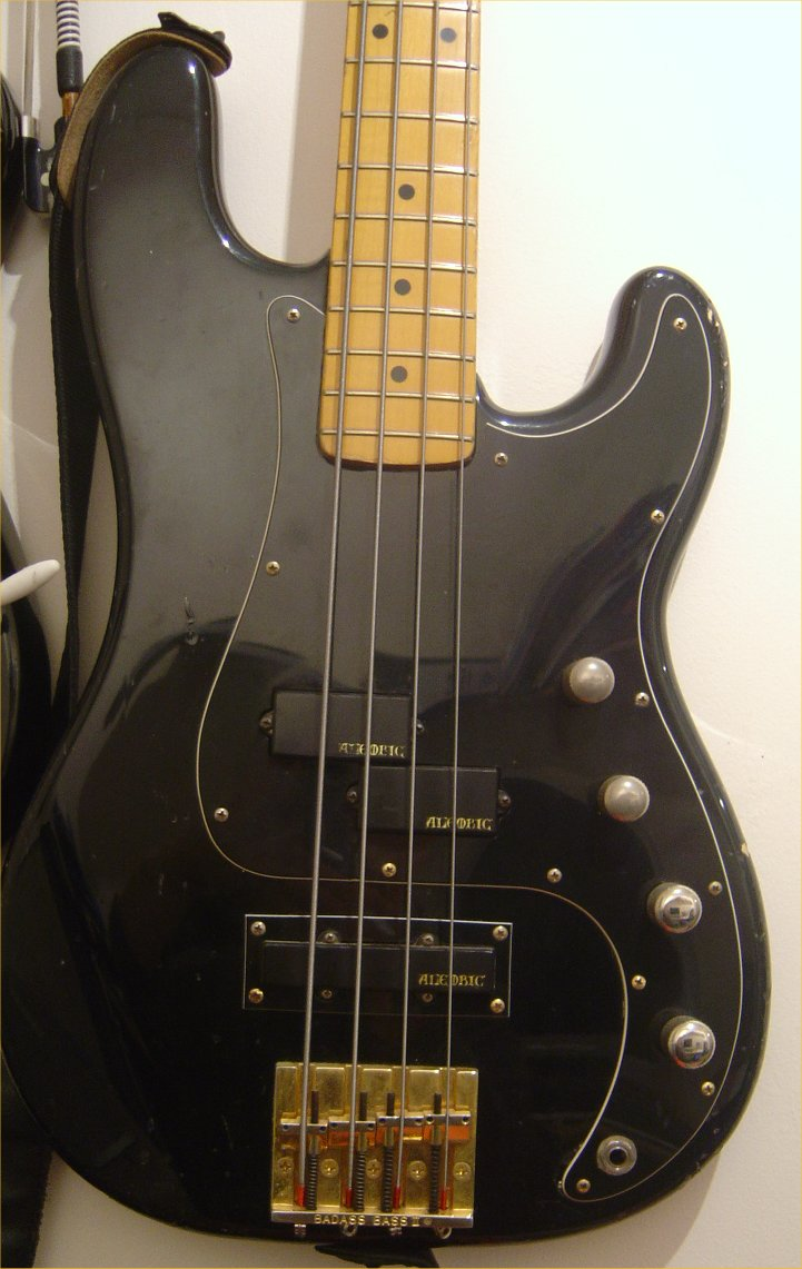 pbass with activators