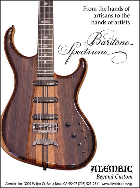 September 2012 Vintage Guitar Ad