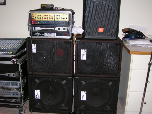 bass rig