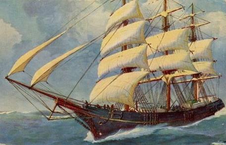 3 masted schooner