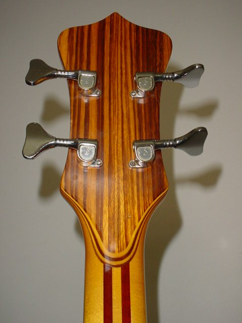 back of head stock