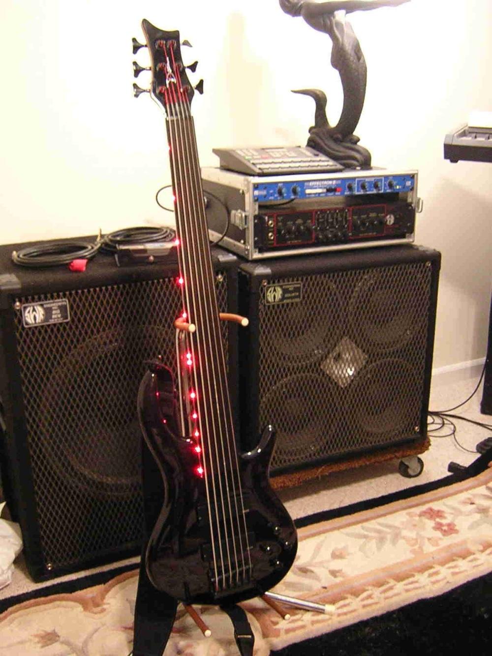 Dean bass