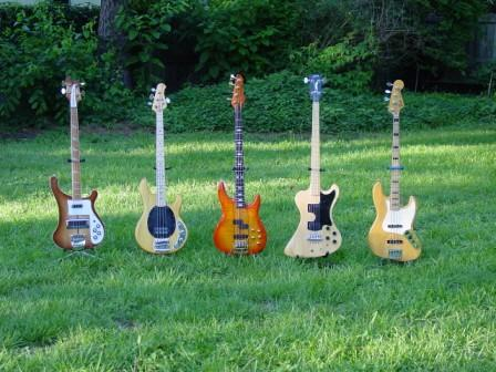 Collection with Peavey