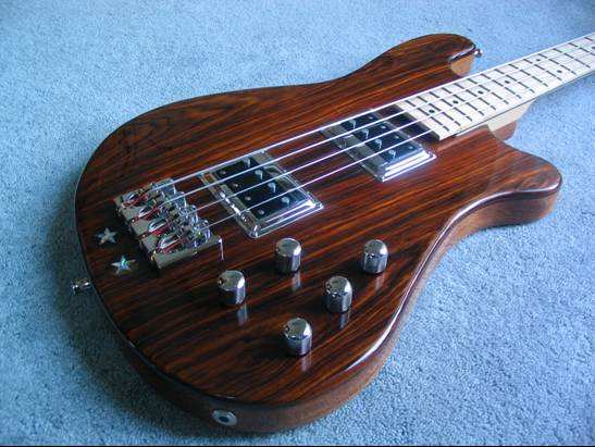 Definitely cocobolo