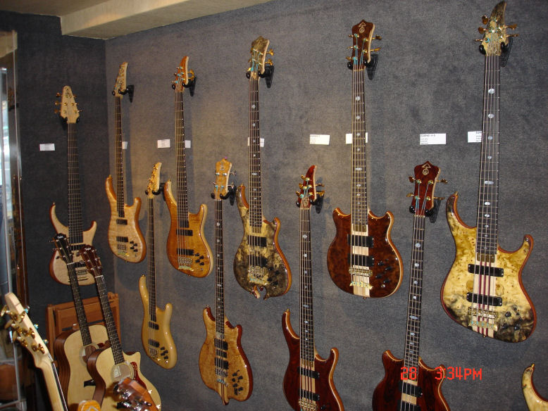 Alembic Wall II