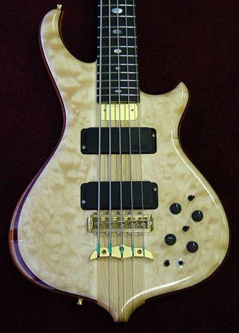 Signature bass