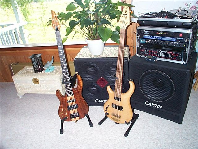 Excel and Carvin