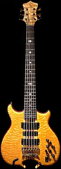 Series II 6 string at the Bass Gallery