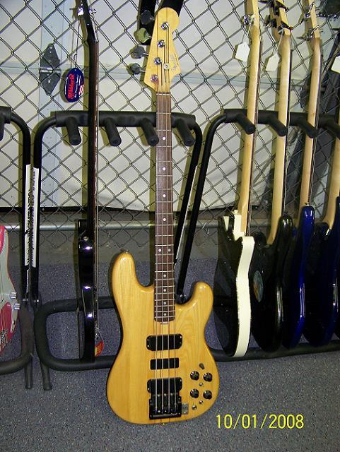 fernandes pb bass