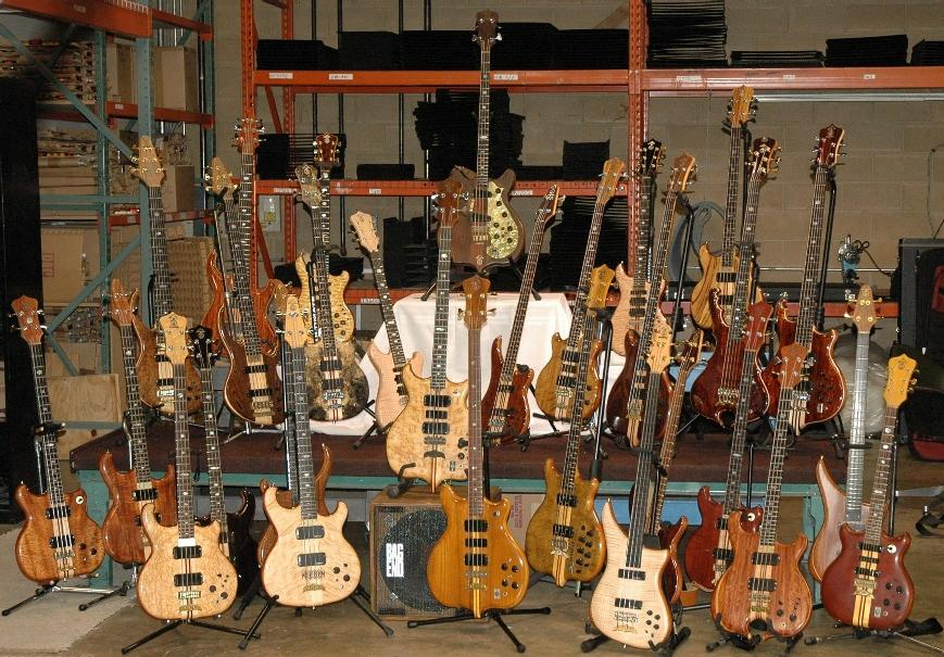 Chicago gathering basses