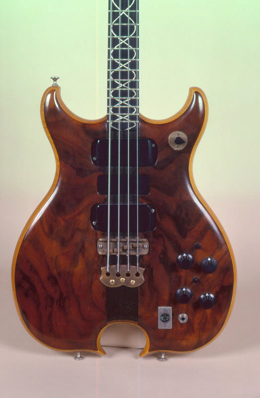 Geoff Gould graphite Alembic