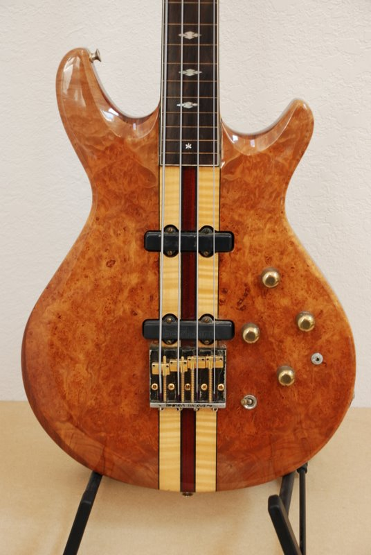Moonstone Fretless