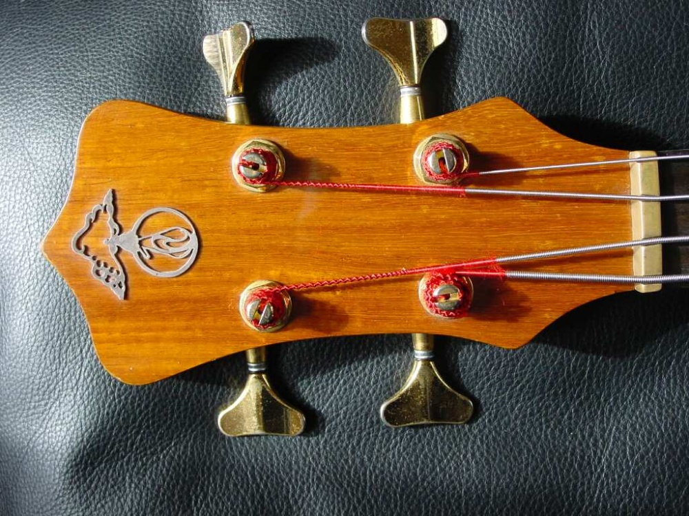 Head 1976 Series 1 Lacewood Top and back