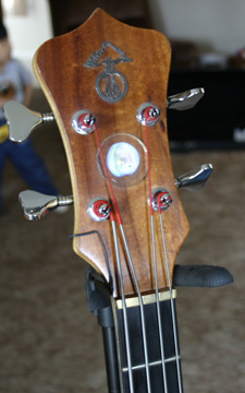 Distillate headstock
