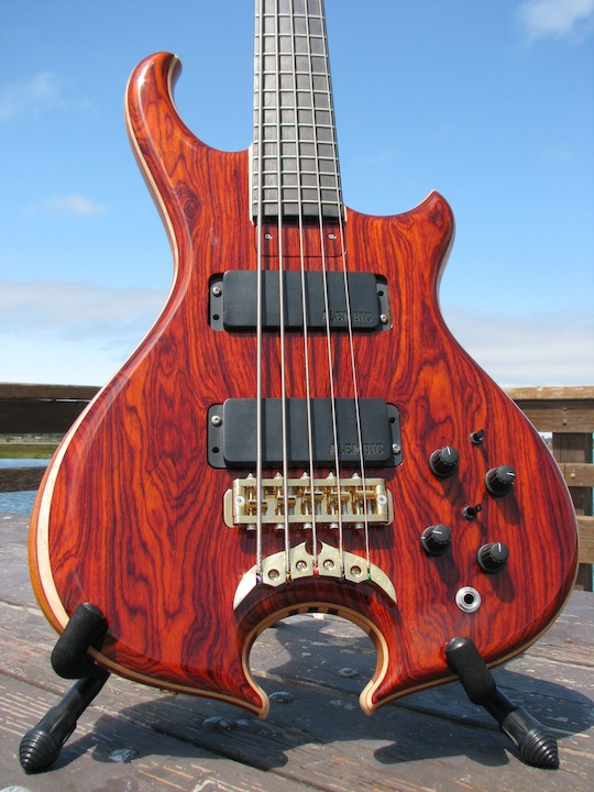 Bass body