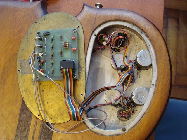 Electronics cavity1