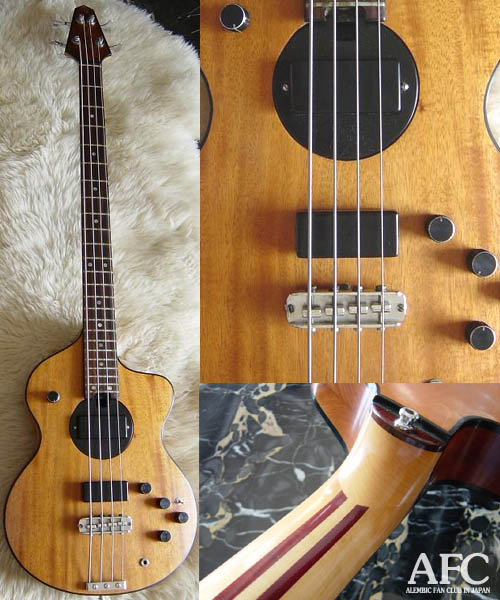 Turner Model Two Bass