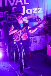 JazzBluesfest 2012 closeup