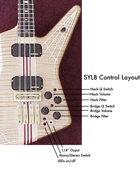 Spyder controls