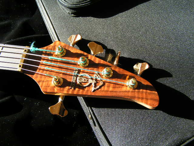Headstock 1