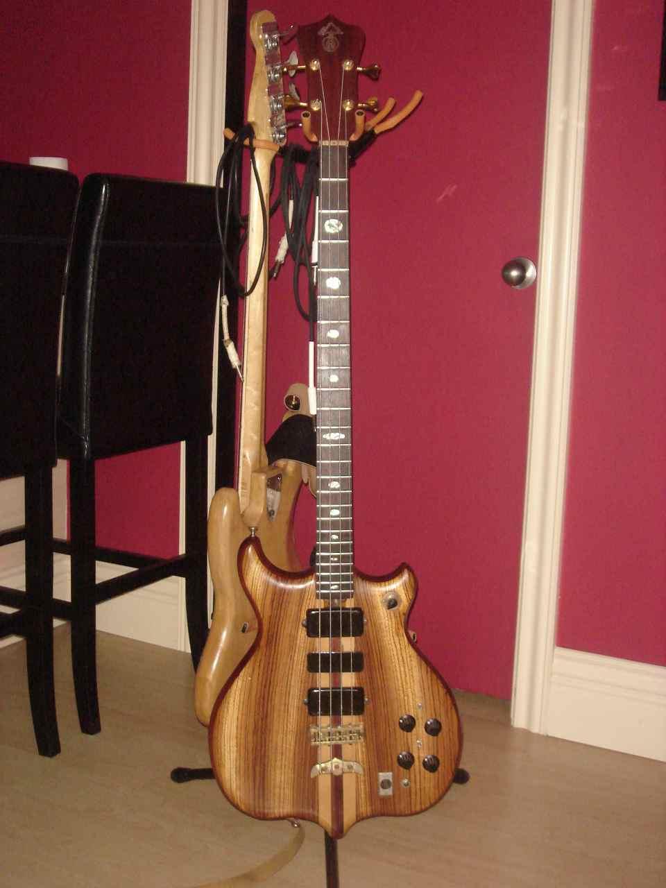 My Series Bass