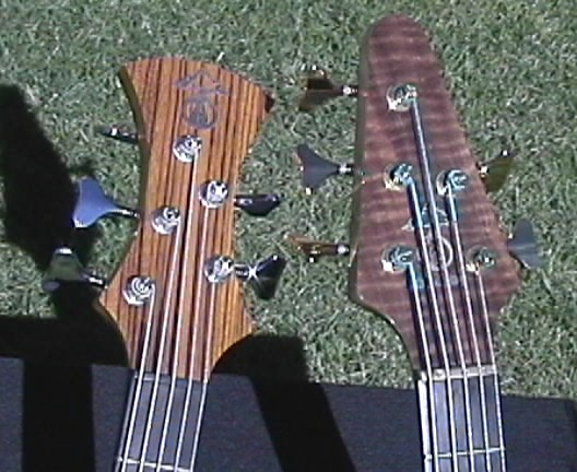 Bass Headstocks