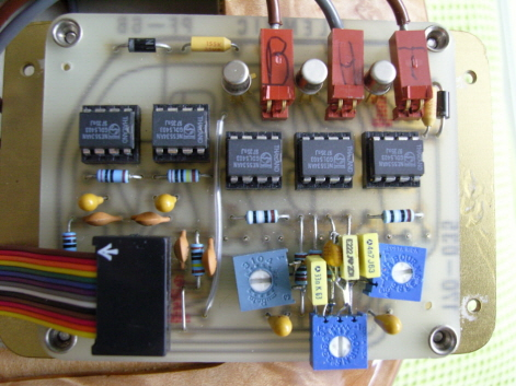PF-6B Preamp Card