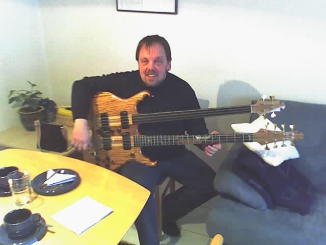 Steve String - Greetz From