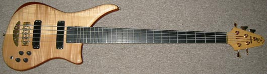 Alembic Epic 5-string Bass