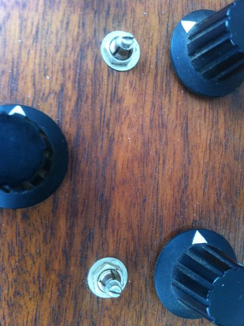 72-13 missing knobs?