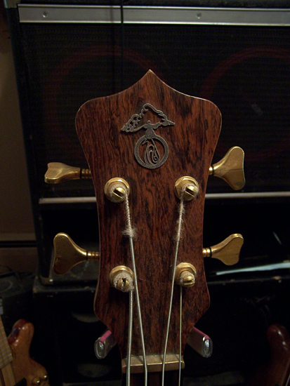 Series headstock front