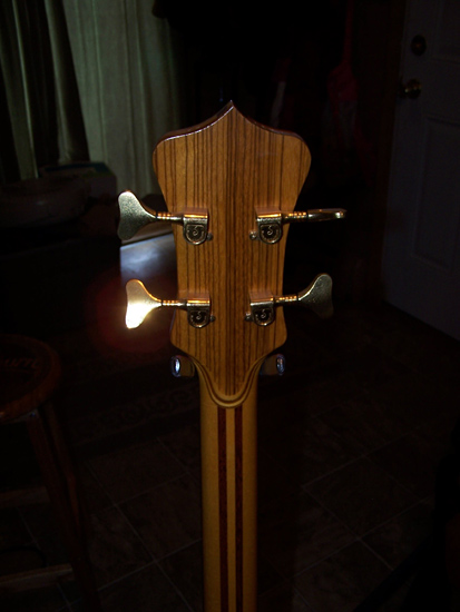 Series headstock back