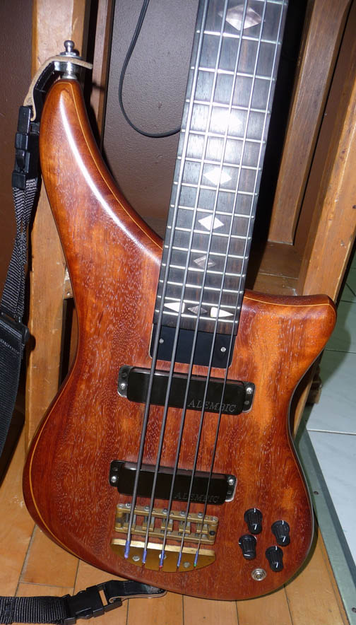 ALEMBIC EPIC5 1994