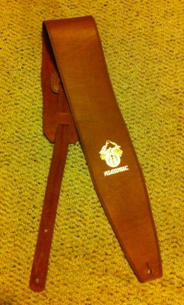 chestnut strap