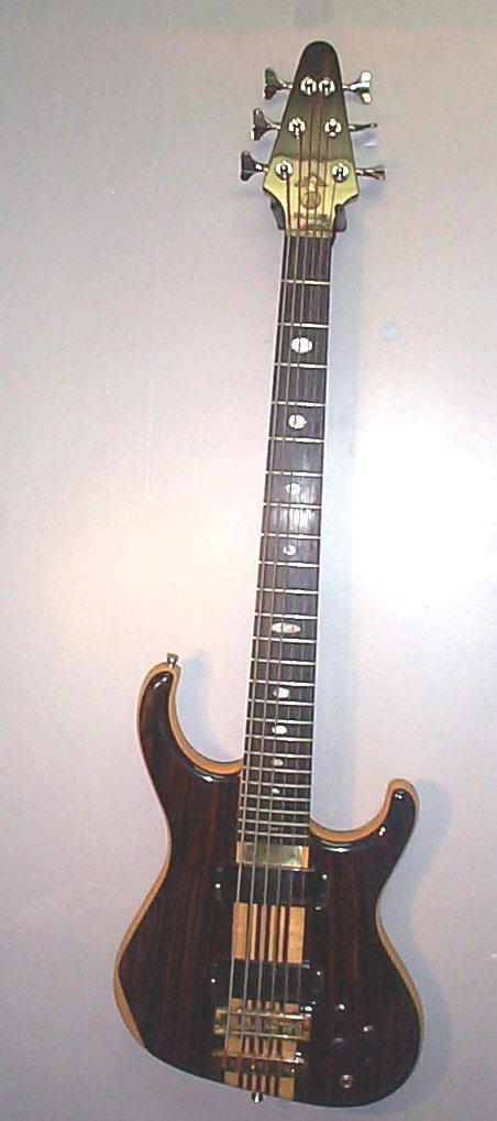 Elan 6 string 1990