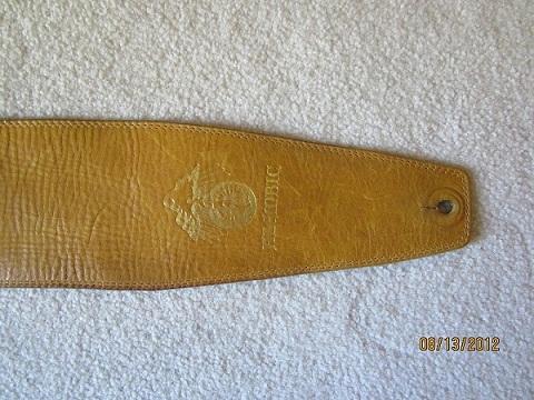 Alembic wide strap