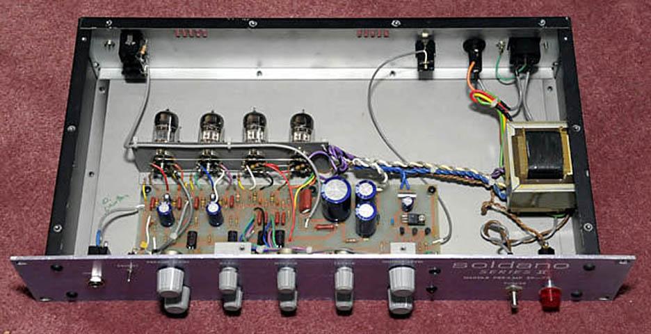 Soldano SP-77 Series II Preamp
