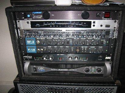 Bass Rack