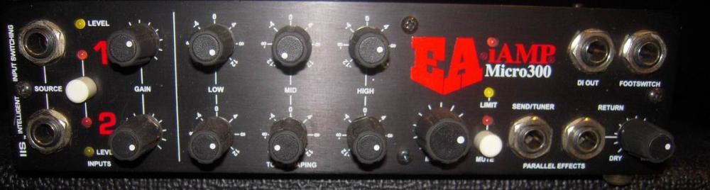 iAmp 300 Front