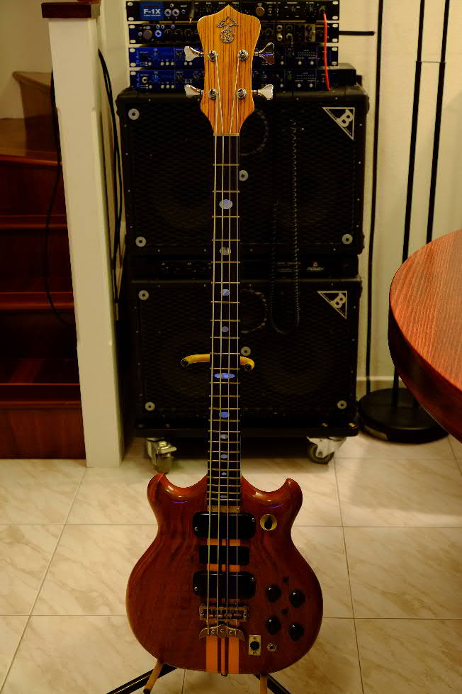 1977 Alembic Series 1 Short Scale 01
