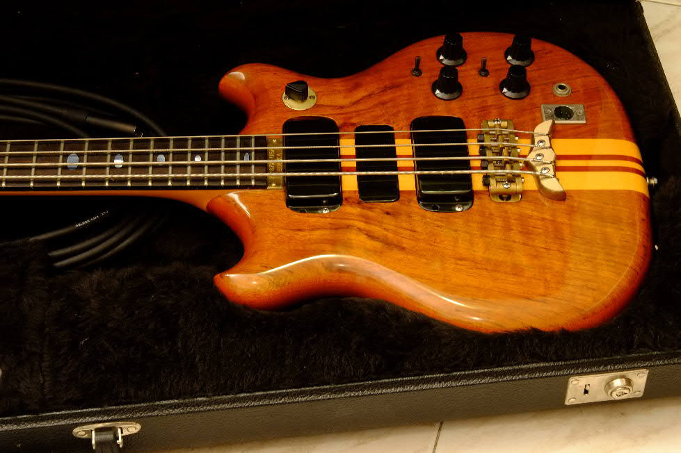 1977 Alembic Series 1 Short Scale 03