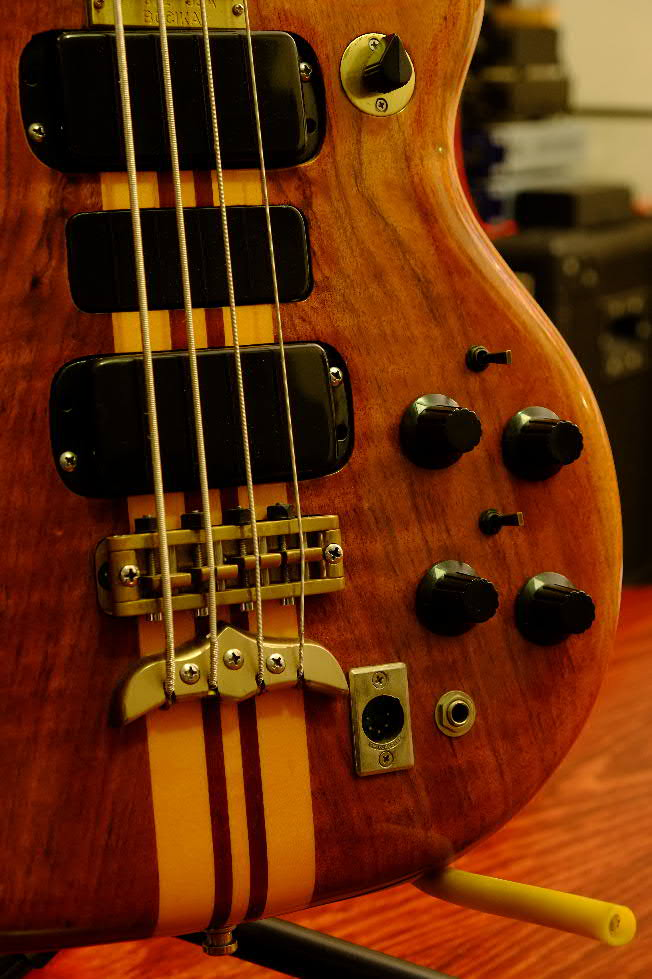 1977 Alembic Series 1 Short Scale 08