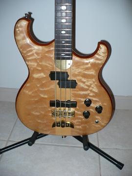 1985 Alembic Persuader 4 String
