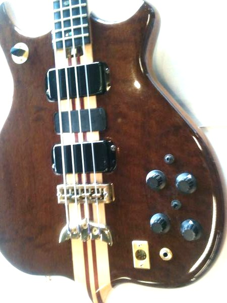 Alembic Series 1 Custom