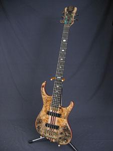 Guitar Rez Europa 5 String
